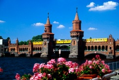 Berlin_Czerwony Most