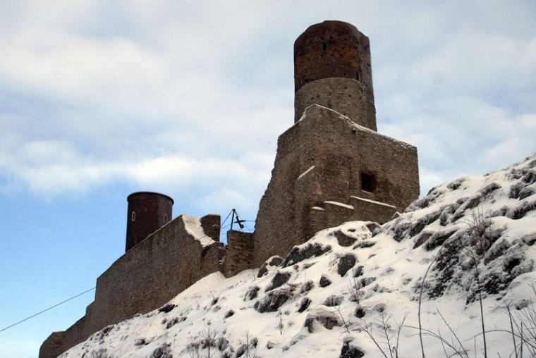 Zamek w Chęcinach, fot. Paweł Wroński