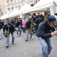 Włochy / Perugia - Umbria czekoladowa
