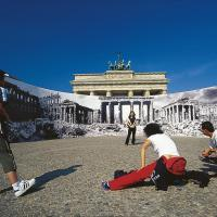 Niemcy / Berlin - Brama Brandenburska