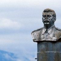 Gruzja - Stalin i Khvanchkara