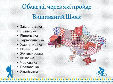 Haftowany Szlak na Ukrainie