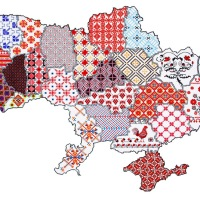 Ukraina - Вишиваний Шлях (Haftowany szlak)