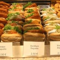 Niemcy - kanapka na cześć Bismarcka