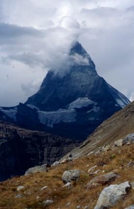 Matterhorn, fot. Paweł Wroński