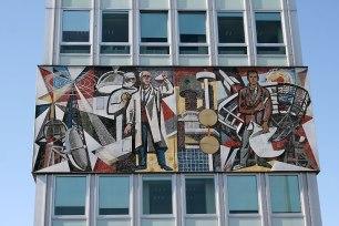 Berlin, Karl-Marx-Allee, fot. Paweł Wroński