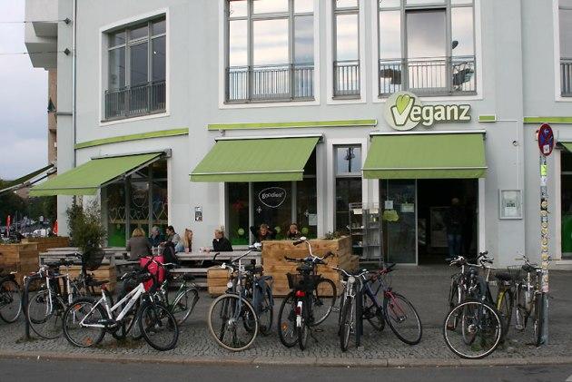Veganz Berlin-Friedrichshain, fot. Paweł Wroński