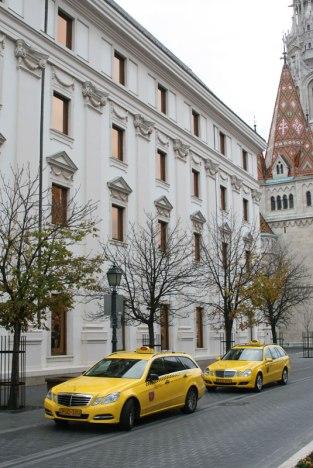 Budapeszt, Hotel Hilton, fot. Paweł Wroński