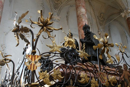 Hofkirche, fot. Paweł Wroński