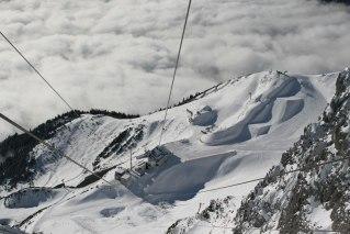 Nordkette, Innsbruck, fot. Paweł Wroński