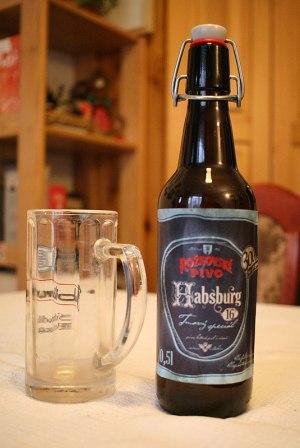 Sztandarowe piwo - Habsburg, fot. Paweł Wroński