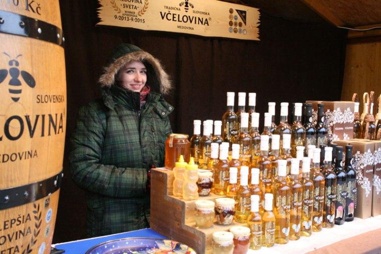 Včelovina tradičná slovenská medovina, fot. Paweł Wroński