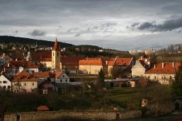 Czeski Kumlov, fot. Paweł Wroński