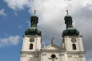 Bazylika we Frauenkirchen, fot. Paweł Wroński