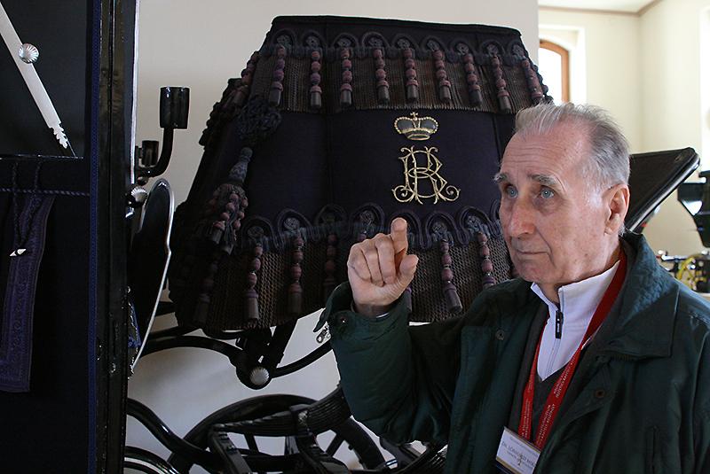 Dr Miklós Lönhárd, fot. Paweł Wroński