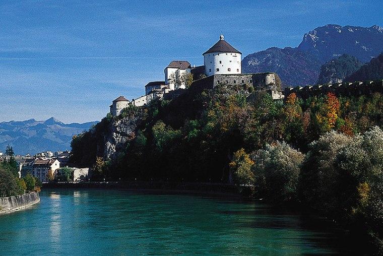 Tyrol, Kufstein, fot. Paweł Wroński
