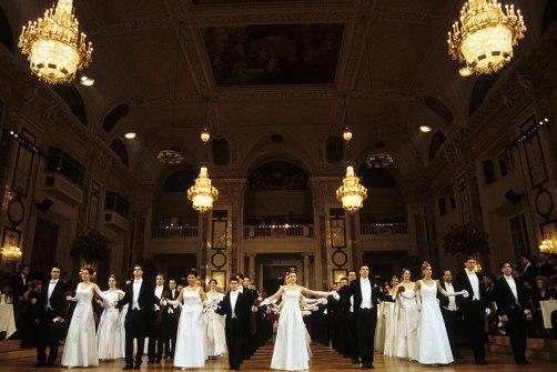 Bal w Hofburgu, fot, Paweł Wroński