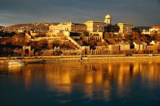 Budapeszt, zamek królewski w Budzie, fot. Paweł Wroński