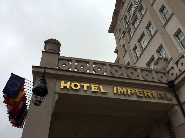 Hotel Imperial w Karlowych Warach, fot. Paweł Wroński
