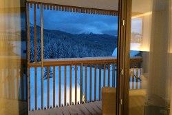 Hotel****S Cristal w Obereggen, fot. Paweł Wroński