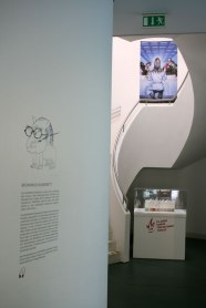Karikaturmuseum w Krems an der Donau, fot. Paweł Wroński