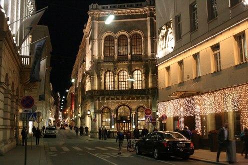 W należącym także do Wlaschka Pałacu Ferstlel mieści się słynna wiedeńska Café Central, fot. Paweł Wroński
