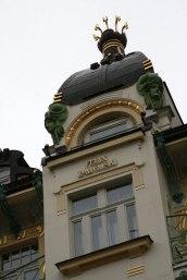 Hotel Felix Zawojski w Karlowych Warach, fot. Paweł Wroński