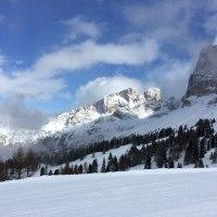 Włochy / Południowy Tyrol - Carezza i Rosengarten