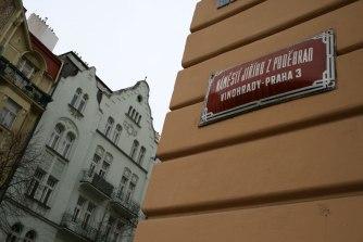 Plac Jerzego z Podiebradów, fot. Paweł Wroński
