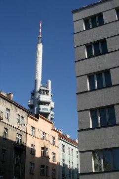 Praska wieża TV, fot. Paweł Wroński