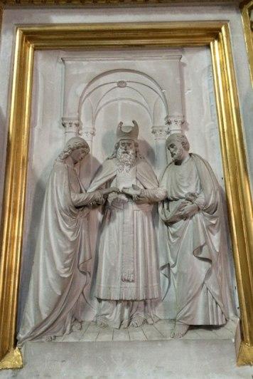 Đakovo, wnętrze kościoła św. Piotra, fot. Paweł Wroński