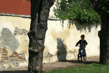 Klimatyczna uliczka w Iloku, fot. Paweł Wroński
