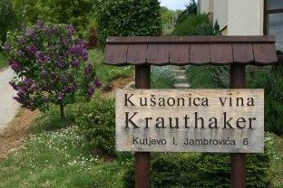U Krauthakera w Kutjevie, fot. Paweł Wroński