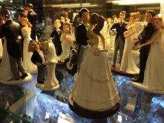 Vincek w Zagrzebiu. Marcepanowe figurki ślubne są najpopularniejsze, fot. Paweł Wroński