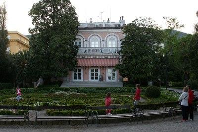 Opatija, fot. Paweł Wroński
