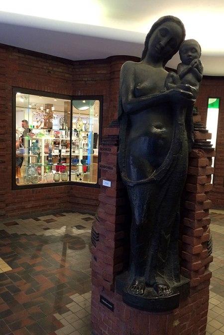 Paula Modersohn-Becker Museum w Bremie, fot. Paweł Wroński