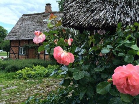 """Dolna Saksonia, motyw z """"okrągłej wioski"""" (Rundling Dorf), fot. Paweł Wroński"""