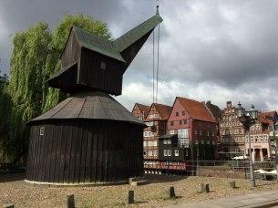 Dolna Saksonia, Lüneburg, fot. Paweł Wroński