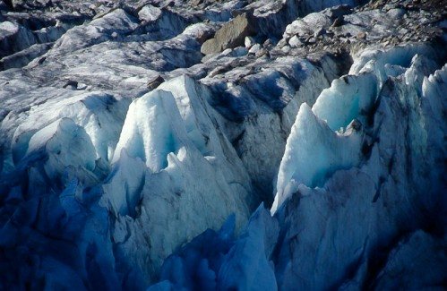 Ganges zbiera wody z lodwów Himalajów, fot. Paweł Wroński