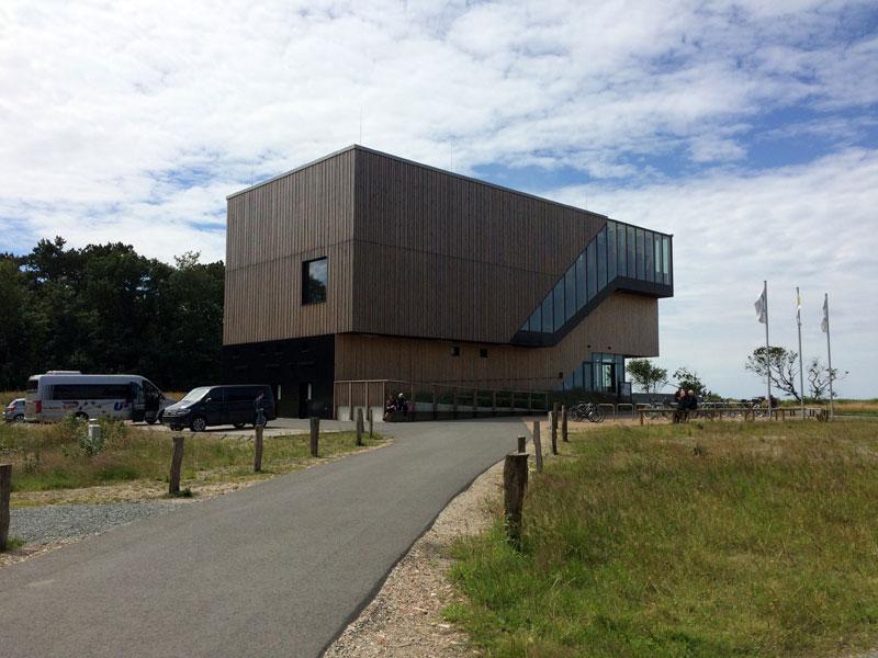 Wattenmeer-Besucherzentrum w Cuxhaven-Sahlenburgu, fot. Paweł Wroński