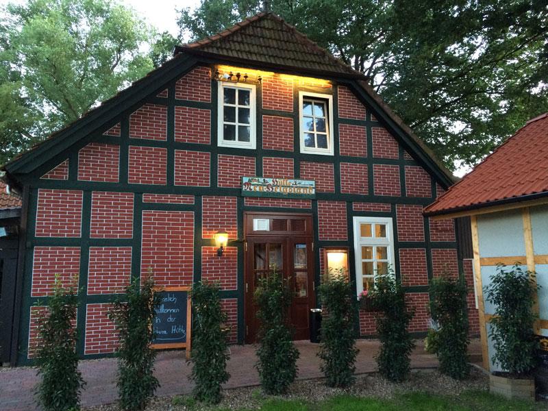 "Gospoda ""Hamme Hütte Neu Helgoland"". fot. Paweł Wroński"
