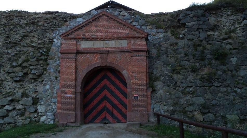 Brama srebrnogórskiej twierdzy, fot. Paweł Wroński
