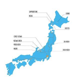 top 10 Japan ski resorts
