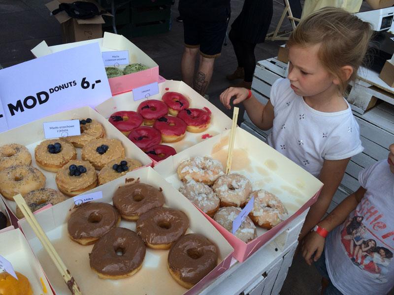 Donuty, dla córki i dla taty, fot. Paweł Wroński