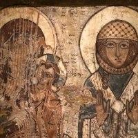 Gruzja / Swanetia - ikony z Mestii