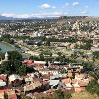 Gruzja / Tbilisi - śmiałe akcenty