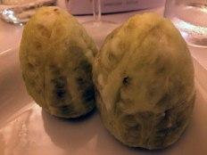 Owoce opuncji łagodzą nieco słodycz cannolo siciliano, fot. Paweł Wroński