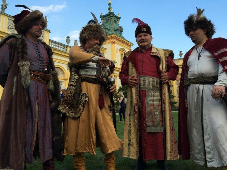 Sobieski powrócił do Wilanowa - na sobotę jedynie, fot. Paweł Wroński