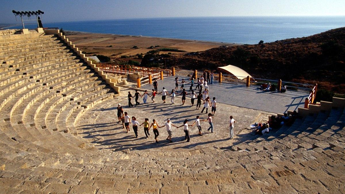Cypr wyspa miłości, inie tylko