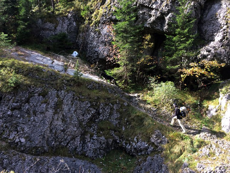 Góry Choczańskie - w dolinie Prosieckiej, fot. Paweł Wroński
